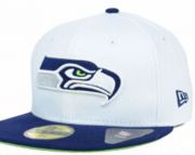 Wholesale Cheap Seattle Seahawks fitted hats 19