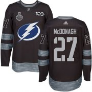 Wholesale Adidas Lightning #27 Ryan McDonagh Blue Home Authentic Stitched NHL Jersey