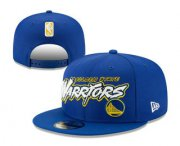 Wholesale Cheap Golden State Warriors Snapback Ajustable Cap Hat YD 2