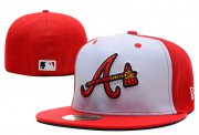 Wholesale Cheap Atlanta Braves fitted hats 02