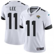 Wholesale Cheap Nike Jaguars #11 Marqise Lee White Youth Stitched NFL Vapor Untouchable Limited Jersey