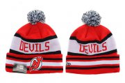 Wholesale Cheap New Jersey Devils Beanies YD003