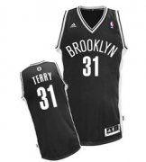 Wholesale Cheap Brooklyn Nets #31 Jason Terry Black Swingman Jersey