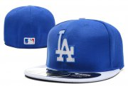 Wholesale Cheap Los Angeles Dodgers fitted hats 10