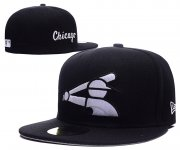 Wholesale Cheap Chicago White Sox fitted hats 11