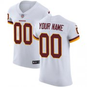 Wholesale Cheap Nike Washington Redskins Customized White Stitched Vapor Untouchable Elite Men's NFL Jersey