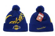 Wholesale Cheap Los Angeles Lakers Beanies YD011