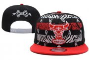 Wholesale Cheap NBA Chicago Bulls Snapback Ajustable Cap Hat XDF 03-13_30