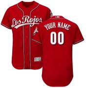 Wholesale Cheap Cincinnati Reds Majestic Flexbase Authentic Collection Custom Jersey Red