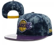 Wholesale Cheap NBA Los Angeles Lakers Snapback Ajustable Cap Hat XDF 017