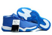 Wholesale Cheap Air Jordan Future Glow Shoes blue/white