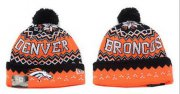 Wholesale Cheap Denver Broncos Beanies YD002