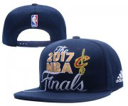 Wholesale Cheap NBA Cleveland Cavaliers Snapback Ajustable Cap 2017 NBA Finals YD 003