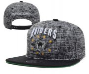 Wholesale Cheap Oakland Raiders Snapbacks YD022