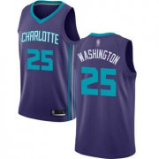 Wholesale Cheap Hornets #25 PJ Washington Purple Basketball Jordan Swingman Statement Edition Jersey