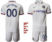 Wholesale Chelsea Personalized Sec Away Long Sleeves Soccer Club Jersey