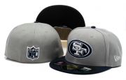 Wholesale Cheap San Francisco 49ers fitted hats27