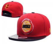 Wholesale Cheap NBA Houston Rockets Snapback Ajustable Cap Hat XDF 020