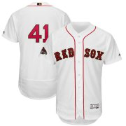 Wholesale Cheap Red Sox #28 J. D. Martinez White 2019 Gold Program Cool Base Stitched MLB Jersey