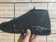 Wholesale Cheap Air Jordan 14 Retro Shoes Black