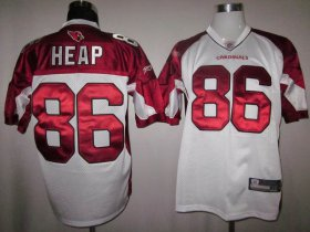 Wholesale Cheap Cardinals #86 Todd Heap White Stitched NFL Jersey