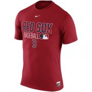 Wholesale Cheap Boston Red Sox Nike 2016 AC Legend Team Issue 1.6 T-Shirt Red