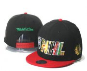 Wholesale Cheap Chicago Blackhawks Snapback Ajustable Cap Hat GS 4