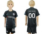 Wholesale Cheap Chelsea Personalized Sec Away Kid Soccer Club Jersey