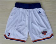 Wholesale Cheap New York Knicks White Short