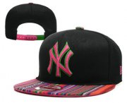 Wholesale Cheap MLB New York Yankees Snapback Ajustable Cap Hat 1