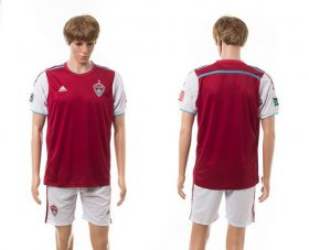 Wholesale Cheap Colorado Blank Home Soccer Club Jersey