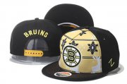 Wholesale Cheap NHL Boston Bruins hats 10