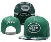 Wholesale Cheap New York Jets Snapback Ajustable Cap Hat YD