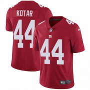 Wholesale Cheap Nike Giants #44 Doug Kotar Red Alternate Youth Stitched NFL Vapor Untouchable Limited Jersey