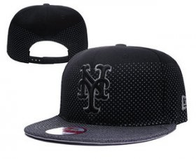 Wholesale Cheap MLB New York Mets Snapback Ajustable Cap Hat YD 1