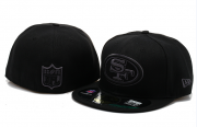 Wholesale Cheap San Francisco 49ers fitted hats25