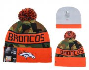 Wholesale Cheap Denver Broncos Beanies YD019