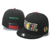 Wholesale Cheap Chicago Blackhawks Snapback Ajustable Cap Hat GS 8