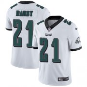 Wholesale Cheap Nike Eagles #21 Ronald Darby White Men's Stitched NFL Vapor Untouchable Limited Jersey