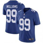 Wholesale Cheap Nike Giants #99 Leonard Williams Royal Blue Team Color Men's Stitched NFL Vapor Untouchable Limited Jersey