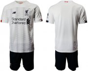 Wholesale Cheap Liverpool Blank Away Soccer Club Jersey