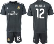 Wholesale Cheap Real Madrid #12 Marcelo Away Soccer Club Jersey