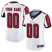 Wholesale Cheap Nike Atlanta Falcons Customized White Stitched Vapor Untouchable Limited Women's NFL Jersey