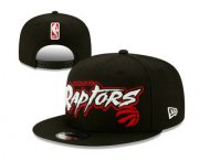 Wholesale Cheap Toronto Raptors Snapback Ajustable Cap Hat YD 2