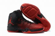 Wholesale Cheap Air Jordan 30.5 Shoes Red Black