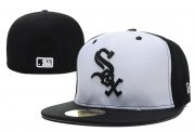 Wholesale Cheap Chicago White Sox fitted hats 07