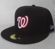 Wholesale Cheap Washington Nationals fitted hats 07