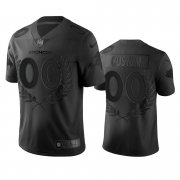 Wholesale Cheap Denver Broncos Custom Men's Nike Black NFL MVP Limited Edition Jersey