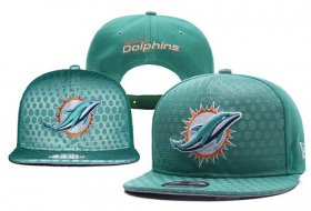 Wholesale Cheap NFL Miami Dolphins Stitched Snapback Hats 066