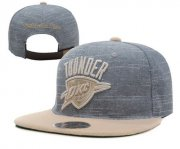 Wholesale Cheap Oklahoma City Thunder Snapbacks YD010
